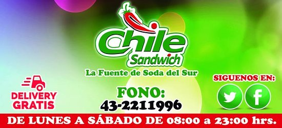 CHILE SÁNDWICH LOS ANGELES