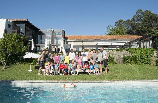Paredes, Portugalia: Ideal para vacaciones en grupo con niños
