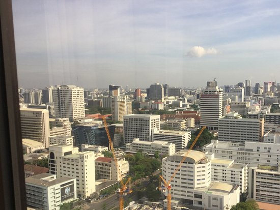 Foto de Crowne Plaza Bangkok Lumpini Park