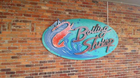 Statesboro, GA: The Boiling Shrimp