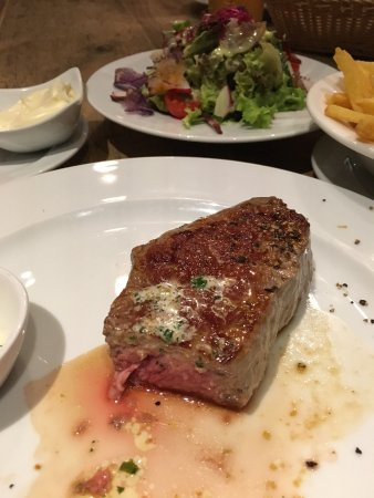 Strande, Alemania: Rumpsteak