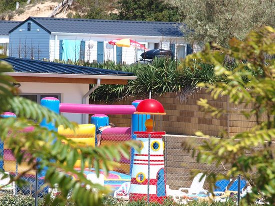Camping l 39 anse des pins campground reviews saint for Hotel des bains oleron