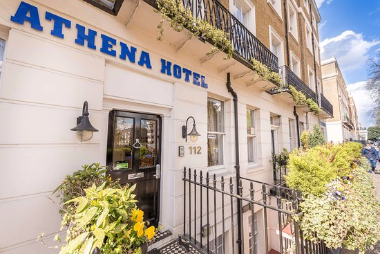 Athena Hotel Photo