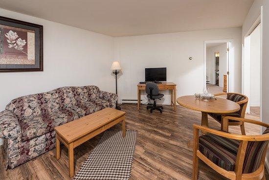 Wolfeboro, Nueva Hampshire: Living Area