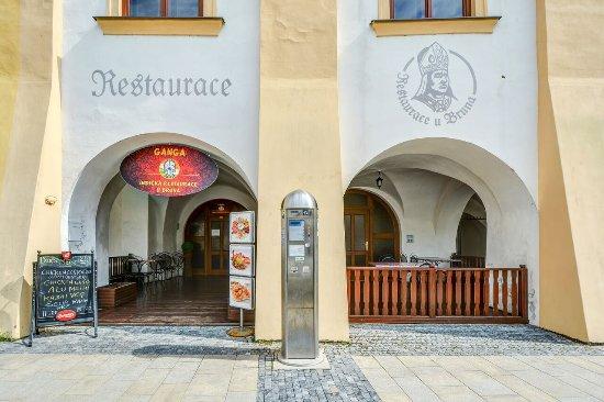 Kromeriz, Tsjechië: outside