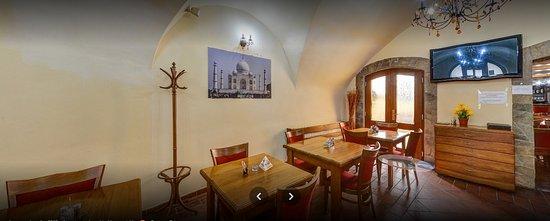 Kromeriz, Tsjechië: Interior