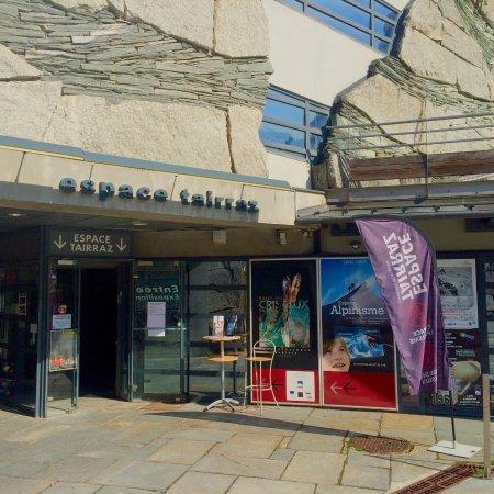 ESPACE TAIRRAZ - Crystal Museum & Espace Alpinisme