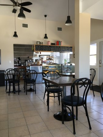 Prescott, Canada: Katarina's Coffee Shop