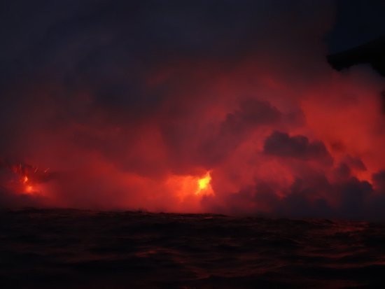 Pahoa, Χαβάη: Epic lava tour
