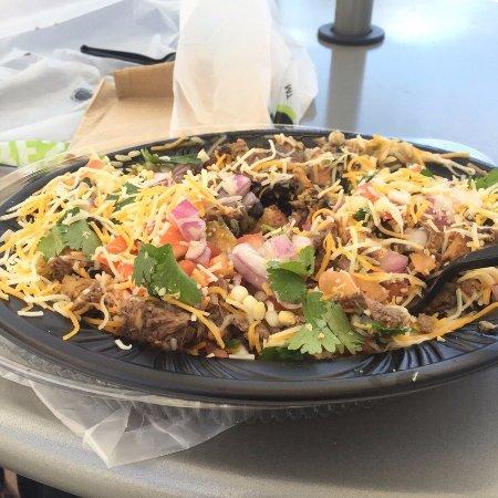 Brighton, MI: Burrito Bowl