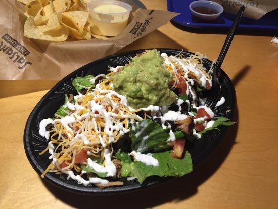 Brighton, MI: Taco Salad