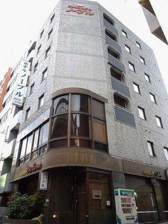 Nishi Shinjuku Green Hotel