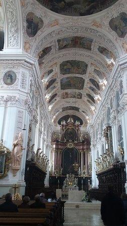 Вальдзассен, Германия: Die renovierte Decke
