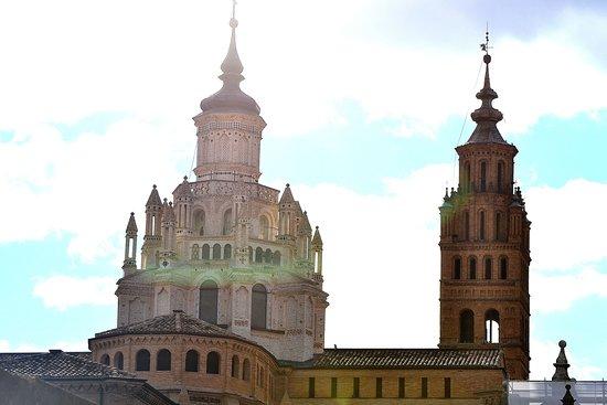 Catedral Santa María de la Huerta Tarazona