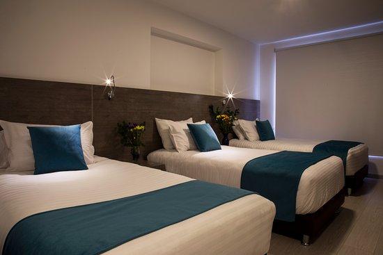 Agora suites hotel bewertungen fotos preisvergleich for Habitacion 3 camas