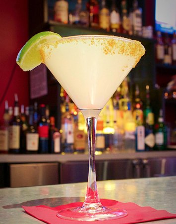 Beaver Creek Chophouse: Key Lime Martini