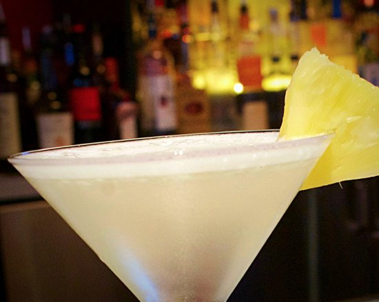 Beaver Creek Chophouse: Pineapple Martini