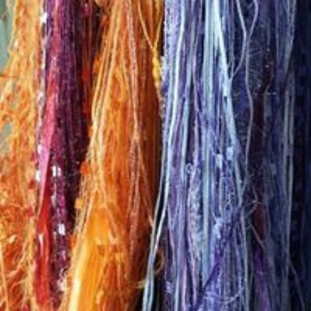 Torrington, CT: Enjoy luscious novelty yarns