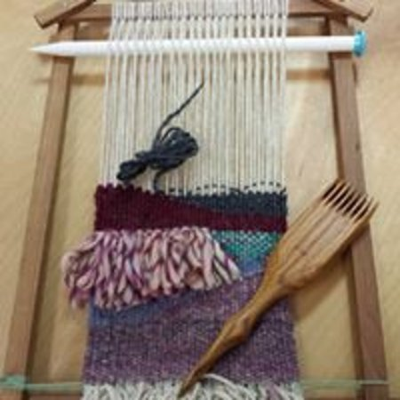 Torrington, CT: Take a class and learn tapestry weaving