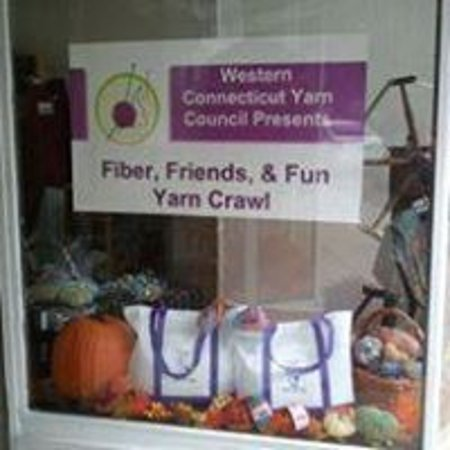 Torrington, CT: Join us on ouu September Yarn Crawl!