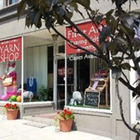 Torrington, CT: Enjoy our unique little knitting shop
