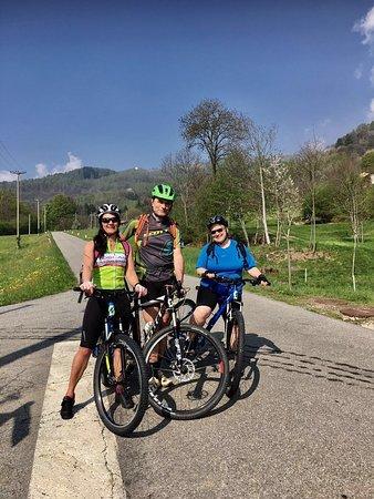 Провинция Биелла, Италия: Gita in bici con Maffeo Ciclismo