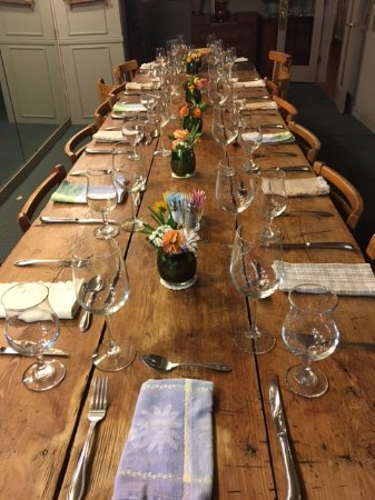Fulbelli's Restaurant: Tea room lunch