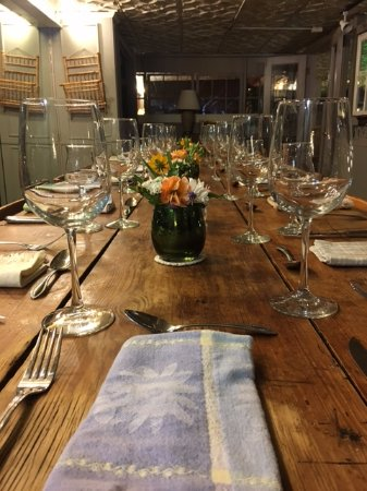 Fulbelli's Restaurant: Tea room