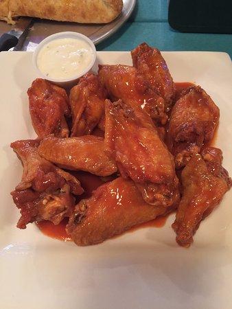 DuBois, Pensilvania: Excellent Wings, great flavor