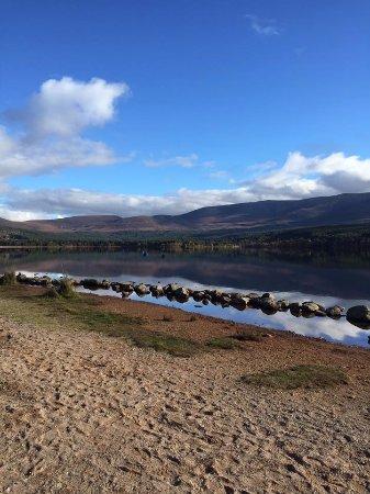 Aviemore, UK: Loch Morlich