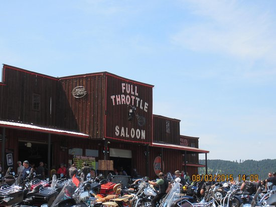 So glad we were there before this Sturgis icon was lost. Had a fantastic time.