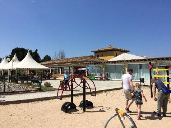 Balearerna, Spanien: Playground