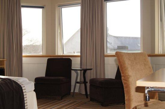 Varberg, Sweden: our room