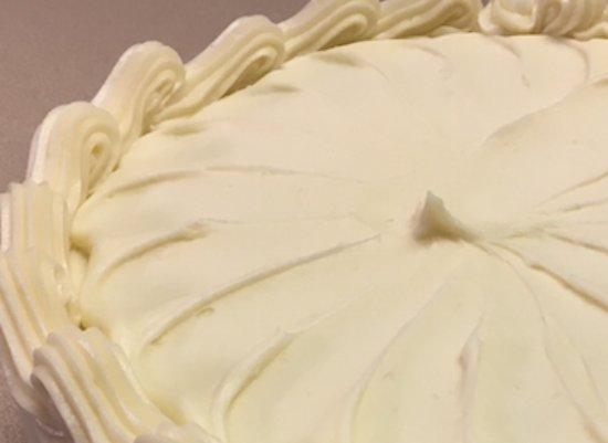 Burton, Μίσιγκαν: Cakes from Scratch Carrot Cake