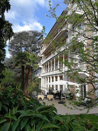 Hotel Adria: sun terrace of the hotel