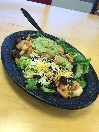 Mount Juliet, TN: Shrimp Salad with Guacamole
