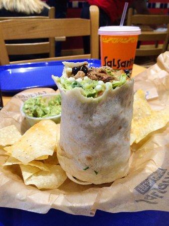 Mount Juliet, TN: Burrito
