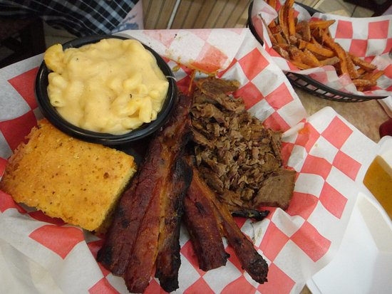 Carlisle, Pensilvania: son's meal: he LOVED it