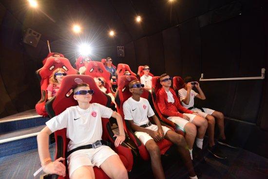 קניון אייס מול אילת: קולנוע 7 מימדים
