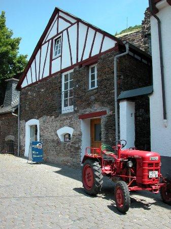 Ediger-Eller, Tyskland: Historische Brennerei Ediger