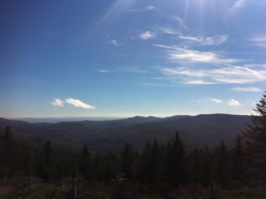 Marlinton, WV: Highland Scenic Highway, West Virginia