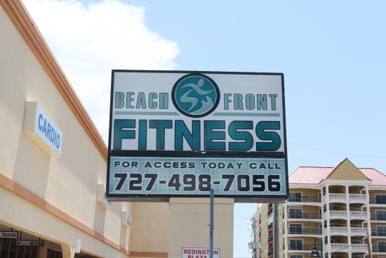 Beachfront Fitness Center