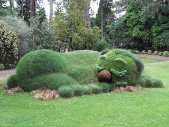le dormoron de Claude Ponti - Picture of Jardin des Plantes, Nantes ...