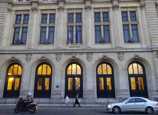 Restaurant rue des ecoles dans paris avec cuisine for Ecole superieure de cuisine francaise