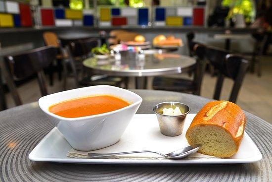 Timonium, Maryland: Tomato Soup (bowl)