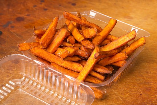 Timonium, MD: Sweet Potato Fries