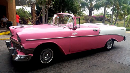 Hotel Roc Arenas Doradas Auto Di Cuba Del 1953