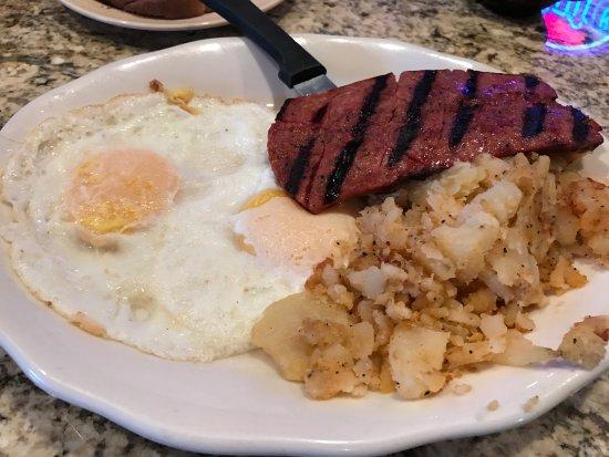 Skipper's Cafe: Kielbasa & Egg Special