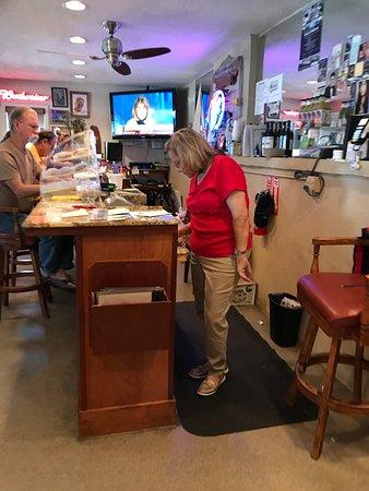 Skipper's Cafe: Presumed owner