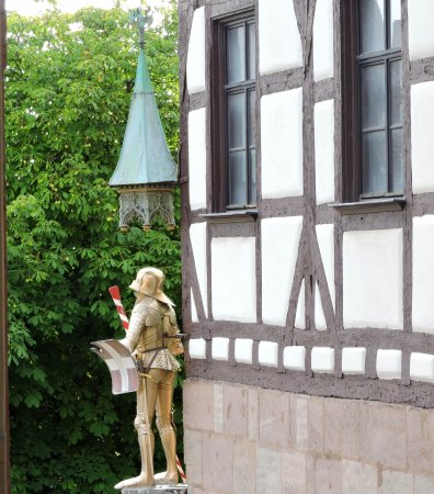 Albrecht-Dürer-Haus: Durero